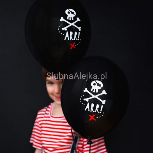 Balony Piraci Pirates Party 50szt.